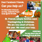 Adopt-a-family Donations