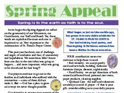 2021 Spring Appeal